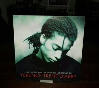 DISCO VINILO TERENCE TRENT D'ARBY,INTRODUCING TREN