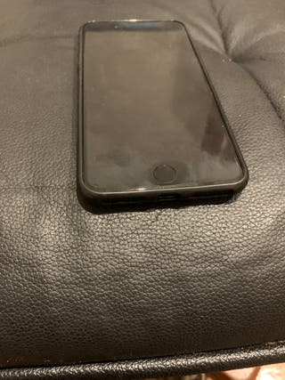 iphone 7 plus de 128gb color space grey(negro)