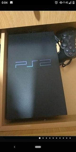 PlayStation 2,con mando