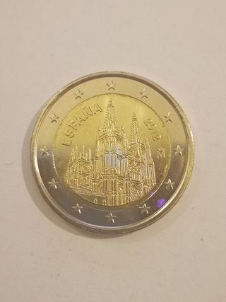 España 2012 2 euro conmemorativos