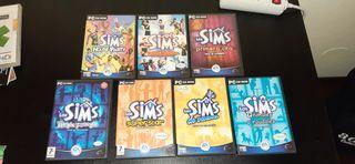 coleccion los sims 1