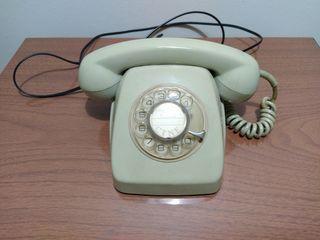 Telèfon vintage de roda