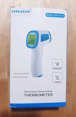 Termómetro digital sin contacto