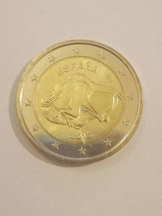 España 2015 2 euro conmemorativos
