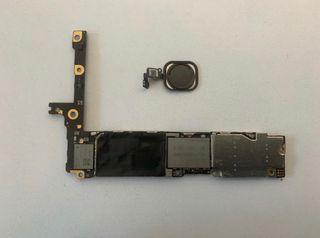Placa base iPhone 6 plus 16GB con huella ULTIMO!!