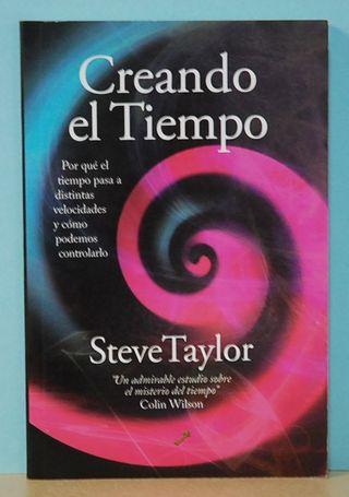 """Libro""""CREANDO EL TIEMPO"""""""