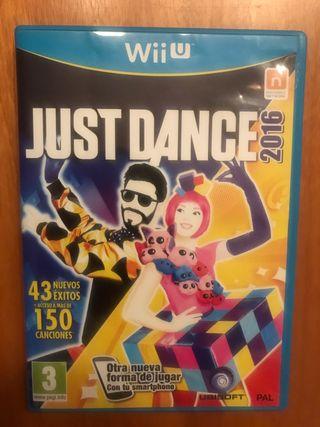 Juego Just Dance 2016 para Nintendo Wii U
