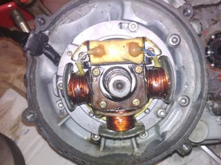 estator Alternador gasgas