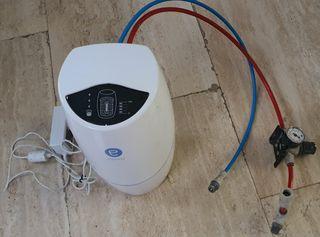 Filtro de agua eSpring + grifo triple vía