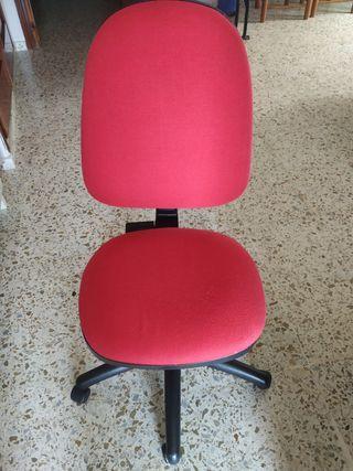 silla oficina , escritorio