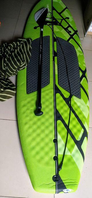 Tabla de paddle surf rígida