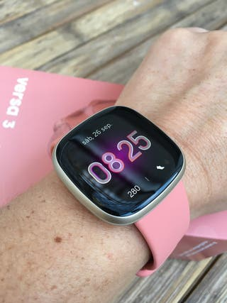 Fitbit Versa 3 Nuevo Rosa