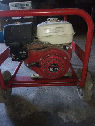 generador de corriente honda