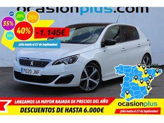 Peugeot 308 GT 2.0 BlueHDI EAT6 133 kW (180 CV)