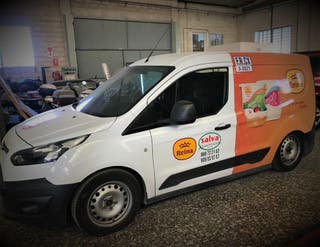 Ford Transit Courier ISOTERMO