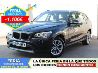 BMW X1 xDrive18d 105 kW (143 CV)
