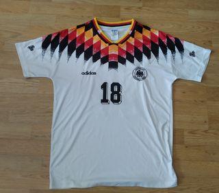 Camiseta Retro Alemania 1994. Nueva