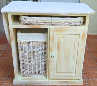 Mueble de Plancha Madera Pino. ( Perfecto Estado )