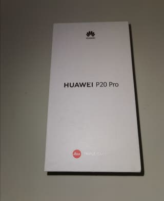 Huawei P20 Pro CAMBIO