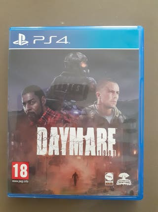 Daymare 1998 para Ps4