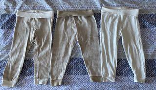 Pack 3 pantalones 12-24 meses