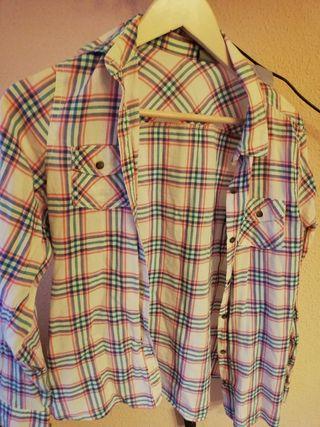 blusa y chaqueta punto 14 años
