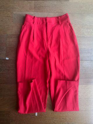 Pantalón Zara pinzas