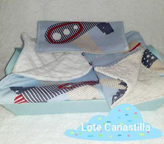 Lote Canastilla Aviones