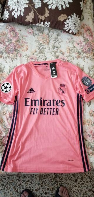 Real Madrid camiseta nueva temporada