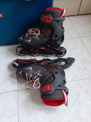 patines en línea oxelo A80