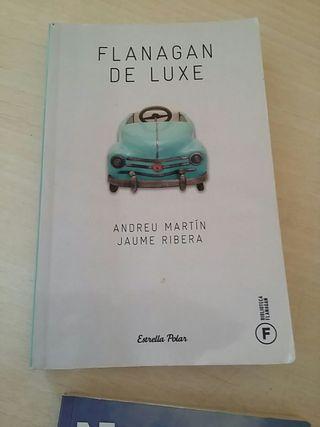 Flanagan de luxe. A Martin J Ribers