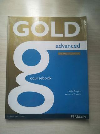 GOLD Advanced C1 -Coursebook-