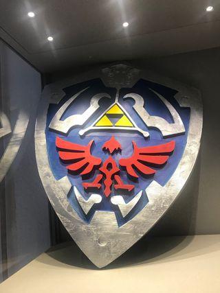 Escudo de Link Zelda