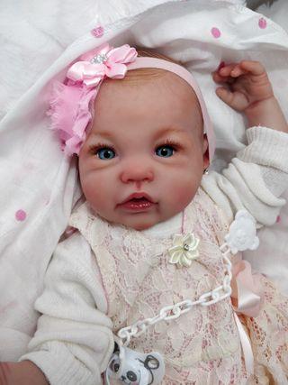 reborn recién nacida