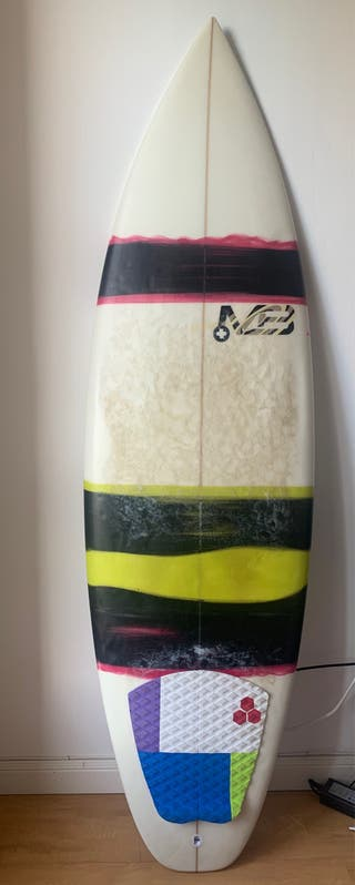 Tabla surf MANUAL - 5'10' - 32,3L