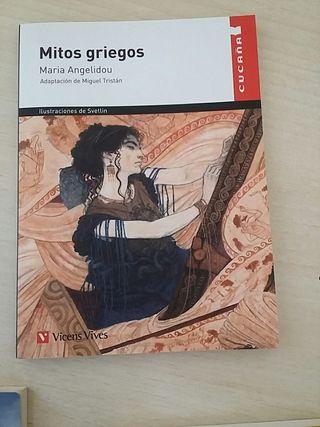 Mitos griegos. Maria Angelidou