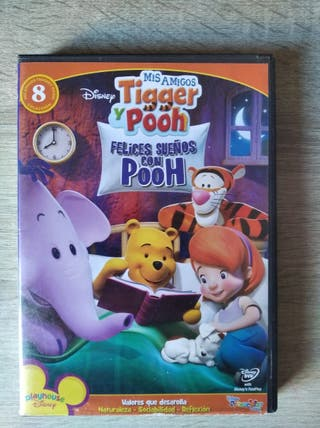 felices sueños con Pooh