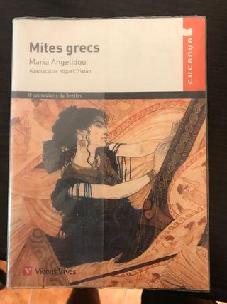 Libro: MITES GRECS