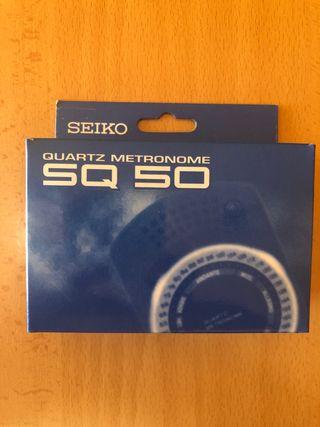 Metrónomo SQ50 Seiko