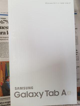 tablet samsung galaxy A6 de 10.1 pulgadas