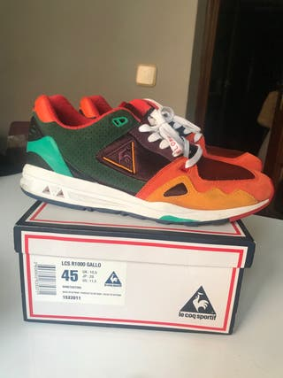 "Le coq Sportif R1000 x 24 kilates ""Gallo"""
