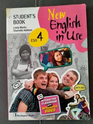 libro de inglés de 4 de la eso