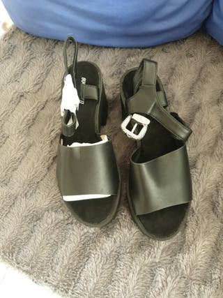 Sandalias de plataforma NUEVOS