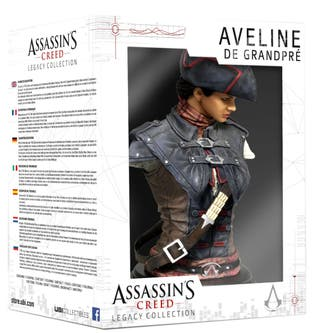 Assassin'S Creed Liberation Busto Aveline