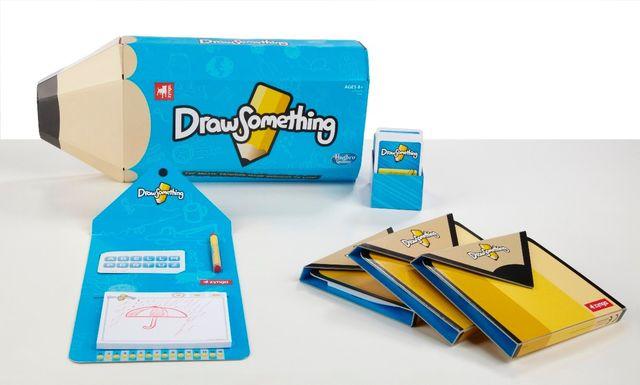 Draw Something Juego De Mesa A Estrenar De Segunda Mano Por 5 En A Hedreira En Wallapop