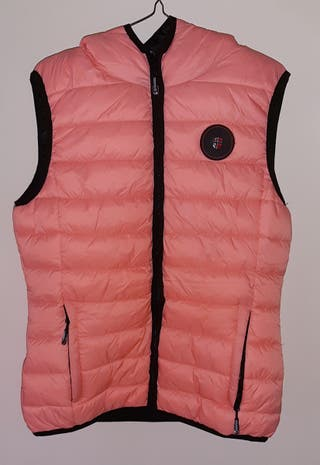Chaleco Geographical Norway mujer NUEVO