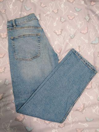pantalón vaquero mujer easy wear