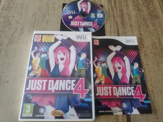 just dance 4 completo