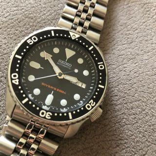 Reloj Seiko skx007