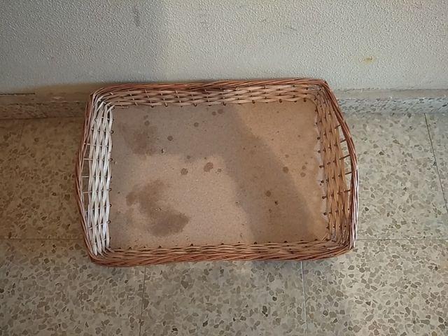 cesta grande de mimbre